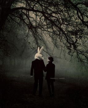 rabbit tale by SuzyTheButcher