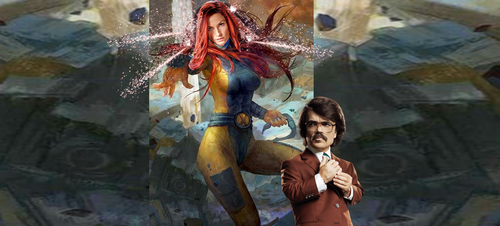 Jean Grey Full Power by neo-sunglasses