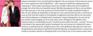 Candice Swanepeol TG-Request by TGWriter0