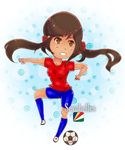 APH:National team of Seychelles by Temari-Kun18