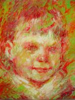 Missing Child Portrait 6 by johnpaulthornton