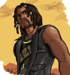 Ulysses from Fallout New Vegas Lonesome Road by Darcad