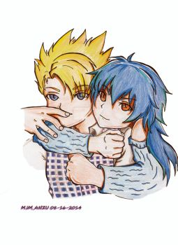 TriAo (Trip-X-Aoba) by YuGiOh4Ever