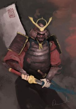 SAMURAI by doghamburguer