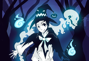 Happy Halloween! by just--INK