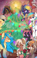 (C) Merry Christmas  by WindyMils