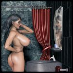 Eva Lust Discovers her New Body by decaMeronX
