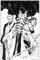 STAR WARS Jedi United commission by thejeremydale