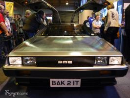 1983 DMC DeLorean DMC-12 by The-Transport-Guild