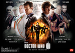 Day of the Doctor - The 12 Doctors by DevilsAdvocate92