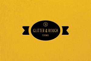 16 Free Glitter And Rough Textures by symufa