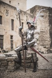 Reikland 's Captain - Warhammer Empire cosplay by Carancerth