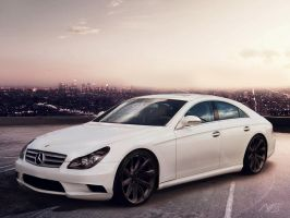 White CLS by NeneDs