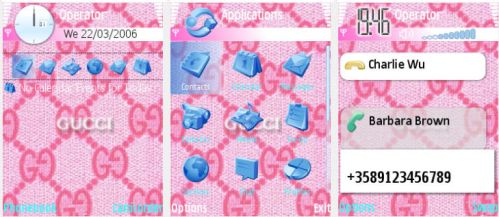 Gucci Pink Symbian by pcexpert91