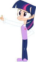 Shut It Up! (From MLP S6 E24, Humanized) by Michaelsety