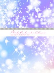 Glitters and Sparkles Brushes HQ by Coby17