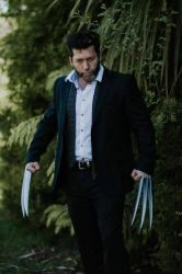 Logan cosplay by Packwood