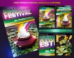 Saint Patricks Festival Flyer by csuz