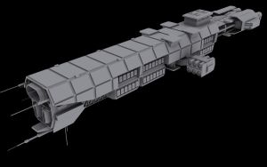 Apollo Bombardement Cruiser by Lc4Hunter