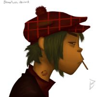 2D Demon Days by Blaxetwo
