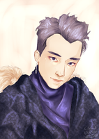 Yuto Pentagon by CloudDoodle