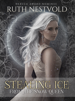Stealing Ice (Book Cover) (Sold) by FrostAlexis