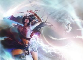 Daughter of the Arcane by XteveAbanto