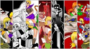 Sailor Hellsing collection 2 by ErinPtah