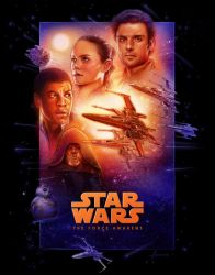 The Force Awakens Special Edition by rampantimaginationA