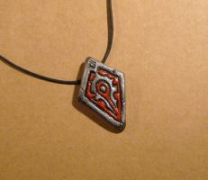 Horde Pendant WoW by halismi