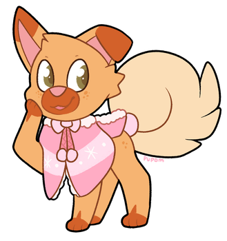 New Pokesona by Pupom