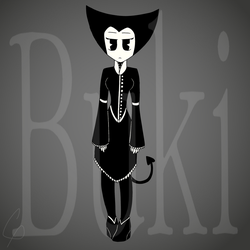 Buki (probably will redesign) by MusicMind7
