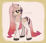 MLP Point- Adoptable 1# Unicorn - CLOSED by DragonEmpress666