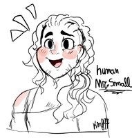 Humanized Mr.Small by karsisMF97