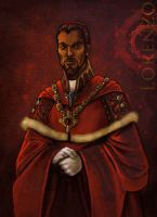 Bishop Lorenzo by Enkidi