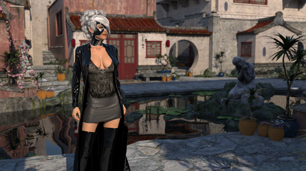 High Fashion in the Streets of Asia by cwichura