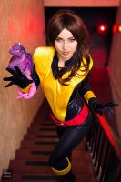 Shadowcat by MeganCoffey