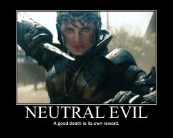 Neutral Evil Faora 2 by 4thehorde