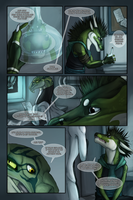 Just One Question - Page 1 by Mikaley