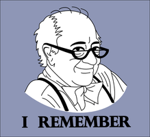 Remembering Mr. Hooper by mbaboon