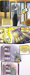 The Groceries with John Smith by peppermintjam