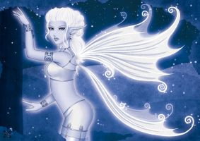 Moon-Fairy by Project-Drow