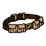 Utility Belt - SHMORGASBORD by ClickOutMets