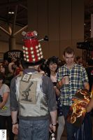 Daleks on his mind by The-Dude-L-Bug