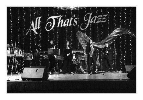 All that's Jazz - Cover by ikutsuka