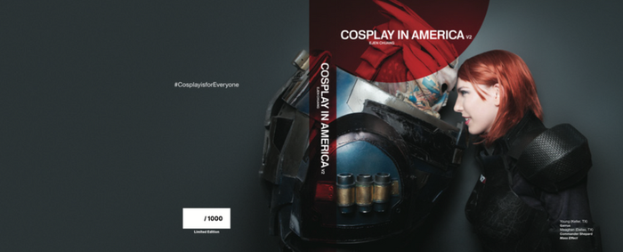 Cosplay in America V2 (limited edition cover) by Cosplay-in-America