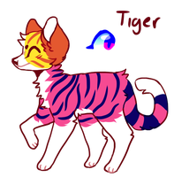 Tiger Ref by captyns