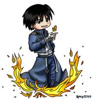 Chibi Roy Mustang by Roxy12333