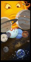 Galactic Pests by leckronium