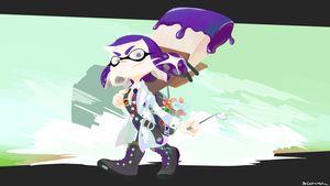 Splatoon 2_Dentist Adrift by Chivi-chivik
